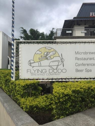Browar Flying Dodo