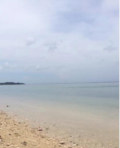 okolice Souillac - jedna z wielu bezludnych plaż