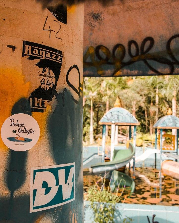 opuszczony park wodny w hue 2